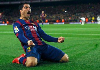 Luis Suárez sera la tête d'affiche de Pro Evolution Soccer 2018