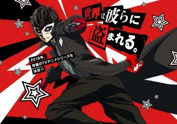 Atlus annonce une série animée Persona 5 pour l'année prochaine