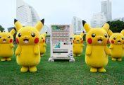 Japon : La danse des Pikachu pour les distributeurs de boissons d'Ito En