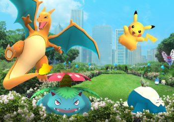 Les dates et lieux des événements européens officiels Pokémon GO Safari Zone