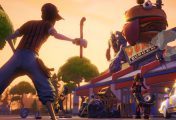 Test de Fortnite sur Xbox One