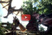 Monster Hunter World : 23 Minutes de gameplay sur Playstation 4