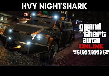 Le HVY Nightshark est disponible dans Grand Theft Auto Online