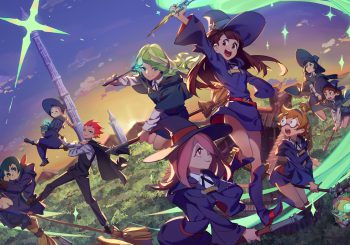Un story trailer pour Little Witch Academia: Chamber of Time