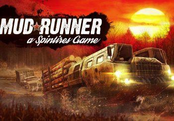 Spintires: MudRunner annoncé sur Playstation 4, Xbox One et PC