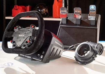Thrustmaster annonce le volant TS-XW Racer sur Xbox One et PC