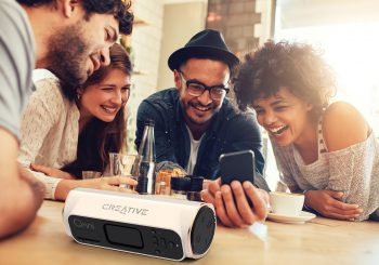 Creative Technology annonce la Creative Omni