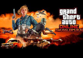 GTA Online : L'update Smuggler's Run est désormais disponible
