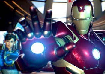 Un story trailer et quatre personnages de plus pour Marvel Vs. Capcom : Infinite