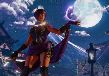 Menat est disponible dès aujourd'hui dans Street Fighter V