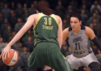 Electronic Arts annonce la ligue WNBA dans NBA Live 18