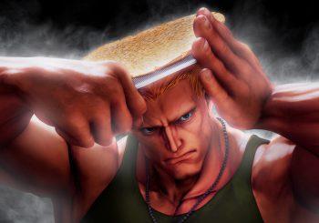 Quand Guile de Street Fighter fait de la pub pour du gel pour les cheveux au Japon