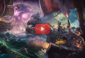 25 Minutes de gameplay pour Sea Of Thieves sur Xbox One S