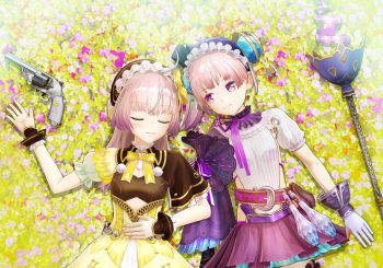 Une date pour Atelier Lydie & Suelle: The Alchemists and the Mysterious Paintings