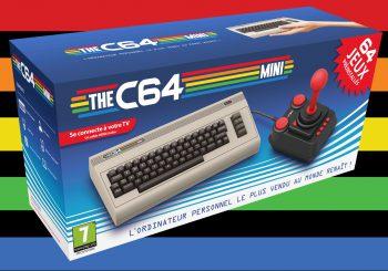The C64 Mini est désormais disponible en France !