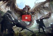 Plus de vingt minutes de gameplay pour Monster Hunter World