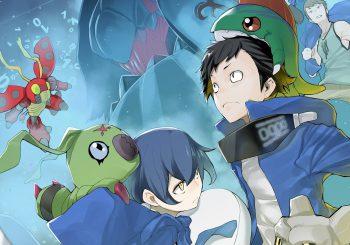 Une date de sortie pour Digimon Story Cyber Sleuth Hacker's Memory