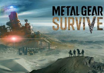 C'est parti pour la bêta de Metal Gear Survive sur Ps4 et Xbox One