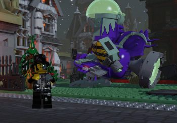 Le Pack Bonus Monsters DLC est disponible dans Lego Worlds