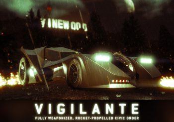 La Batmobile The Vigilante est disponible dans GTA Online