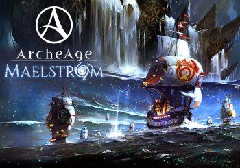 ArcheAge : la mise à jour Maelström est disponible