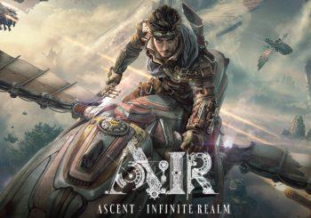 Des détails sur les armes et les vaisseaux d'Ascent : Infinite Realm