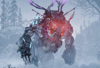 Test d'Horizon Zero Dawn The Frozen Wilds sur Playstation 4 Pro