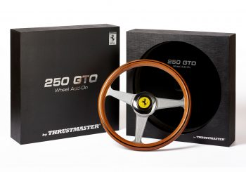 Thrustmaster dévoile le Ferrari 250 GTO Wheel Add-On