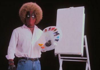 Un nouveau teaser trailer pour Deadpool 2 façon Bob Ross