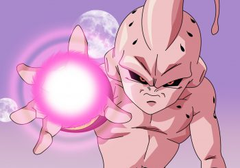 Gotrunks, Majin Boo et Ultimate Gohan dans Dragon Ball FighterZ