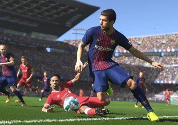 Une date de sortie pour le Data Pack 2.0 de Pro Evolution Soccer 2018
