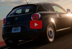 Gran Turismo Sport : Bathurst en Alfa Romeo Mito