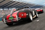 Gran Turismo Sport 1.06 : La Shelby Cobra 427 sur Dragon Trail Littoral