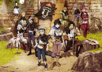 Bandai Namco Entertainment annonce Black Clover Project Knights