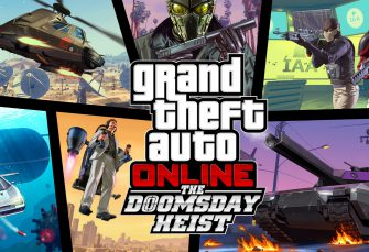 GTA Online : Rockstar Games annonce The Doomsday Hiest