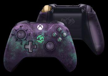 Une manette Xbox One Sea of Thieves en édition limitée