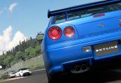 Gran Turismo Sport 1.10 : La Nissan Skyline R34 sur le Nürburgring