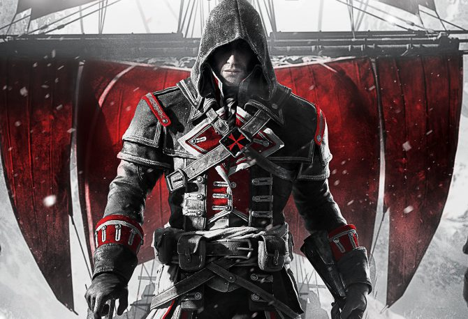 Assassin's Creed Rogue Remastered annoncé officiellement par Ubisoft
