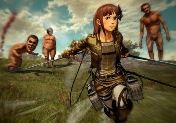 Découvrez les modes de jeu en ligne d'Attack on Titan 2