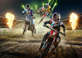 Monster Energy Supercross : Découvrez l'éditeur de circuits