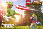 Le Pack Champions de Lego Marvel Super Heroes 2 de dévoile