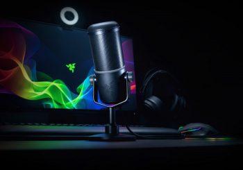 Razer dévoile le Seiren Elite, un microphone professionnel