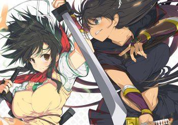 La cinématique d'introduction de Senran Kagura Burst Re:Newal