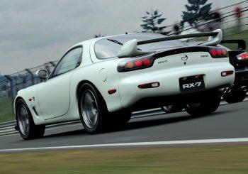 Gran Turismo Sport 1.10 : Un petit tour en RX-7 sur le Nürburgring