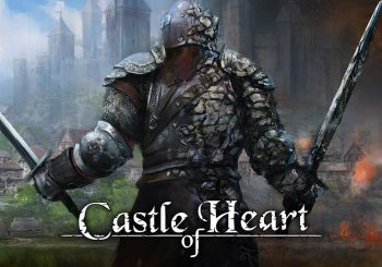 Castle of Heart est désormais disponible sur Nintendo Switch