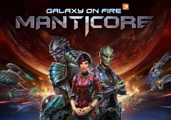 Manticore : Galaxy on Fire est disponible sur Nintendo Switch