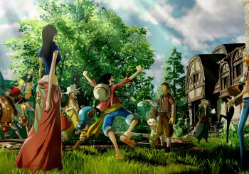 Une nouvelle fournée d'images exclusives pour One Piece World Seeker
