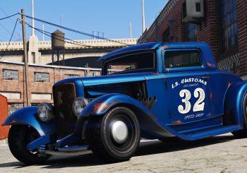 Le Hot Rod Vapid Hustler est disponible sur Grand Theft Auto Online