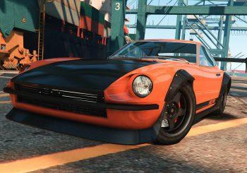 La Karin 190Z est disponible dans Grand Theft Auto Online