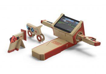 Une présentation complète du Nintendo Labo sur Switch